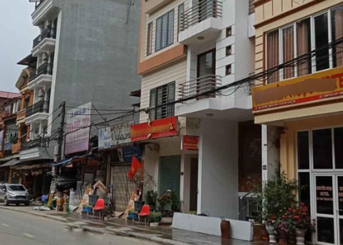 Một du khách Hàn Quốc tử vong tại khách sạn ở Sa Pa - Ảnh 1.