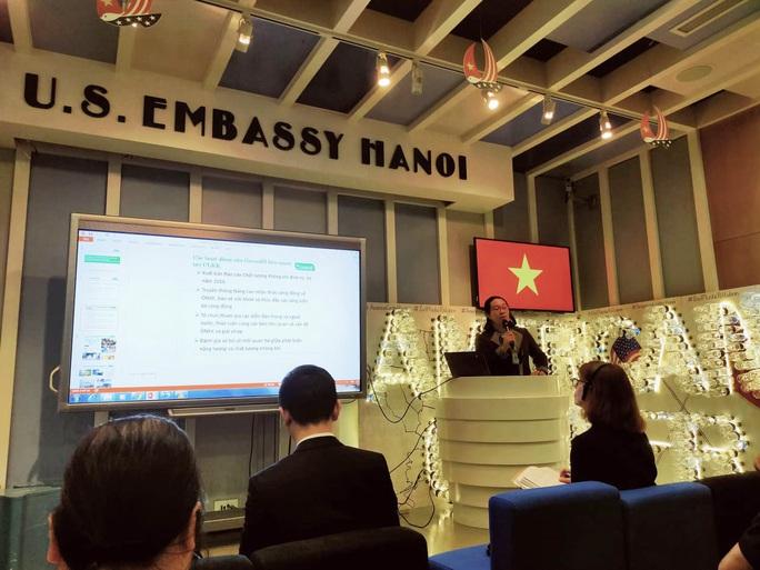 Đại sứ quán Mỹ tạm ngừng phỏng vấn cấp xét thị thực - Ảnh 1.