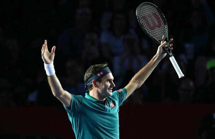 Roger Federer hưởng lợi từ dịch Covid-19 - Ảnh 1.