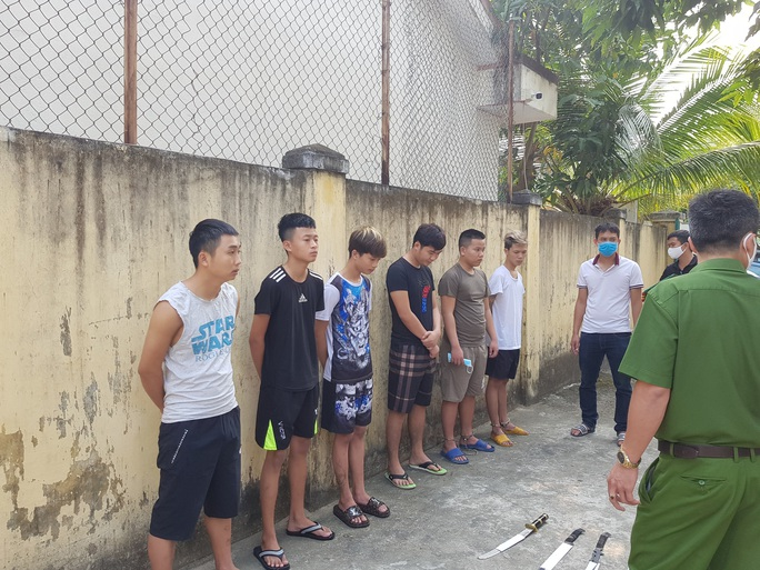 Quảng Nam: Đang nhậu, bị nhóm côn đồ xông vào tấn công tới tấp - Ảnh 1.