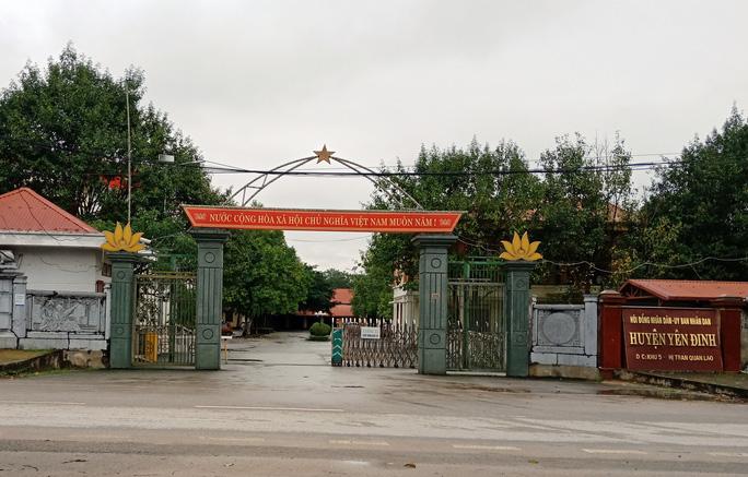 Ủy ban kiểm tra Trung ương vào cuộc vụ một huyện ở Thanh Hóa mắc nợ 52 tỉ đồng - Ảnh 2.