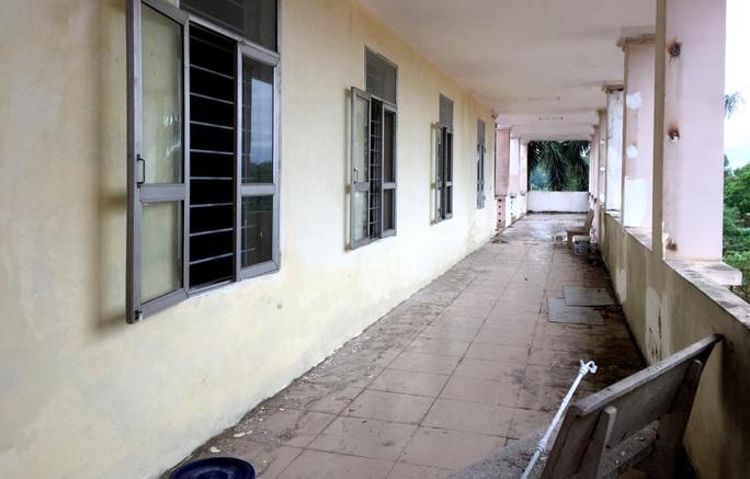 CLIP: Hà Nội cải tạo bệnh viện bỏ hoang làm khu cách ly người trở về từ vùng dịch Covid-19 - Ảnh 10.