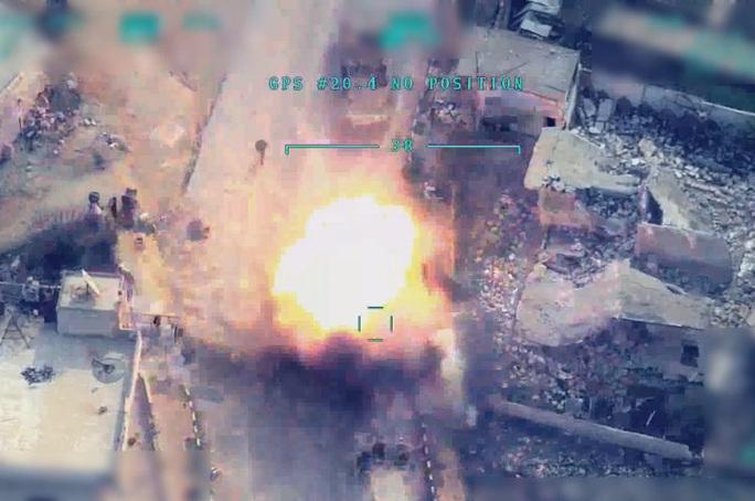 Thổ Nhĩ Kỳ tung một loạt UAV sát thủ tấn công lực lượng Syria - Ảnh 2.