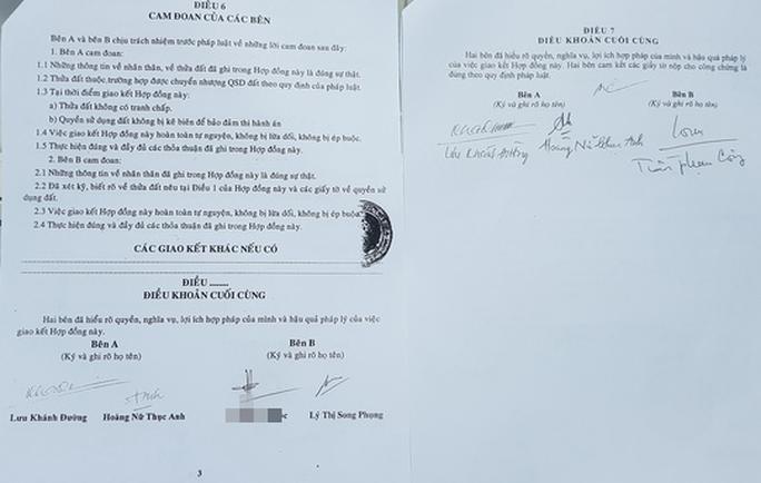 Người tố cáo Cục phó Thi hành án Dân sự Sóc Trăng lên tiếng - Ảnh 3.