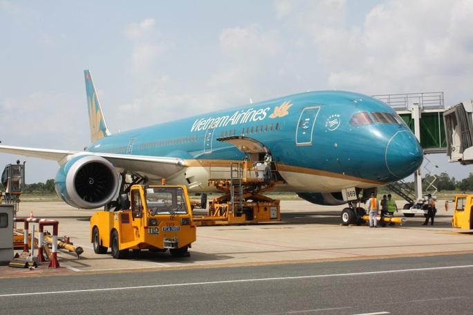 Vietnam Airlines tạm dừng tất cả các đường bay Hàn Quốc - Ảnh 1.