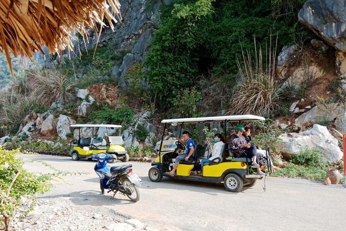Cận cảnh khu du lịch không phép trong danh thắng quốc gia - Ảnh 13.