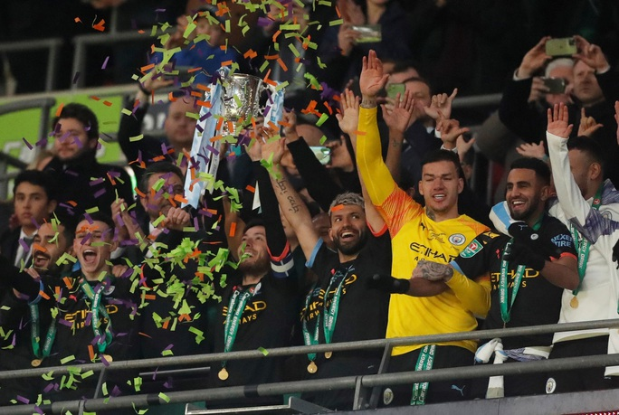 Man City lập hat-trick vô địch League Cup, Pep tiến sát kỷ lục - Ảnh 5.