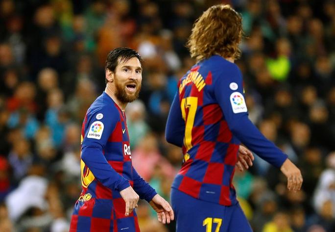 Messi chống đối HLV Setien, Barcelona chuẩn bị thay tướng - Ảnh 4.