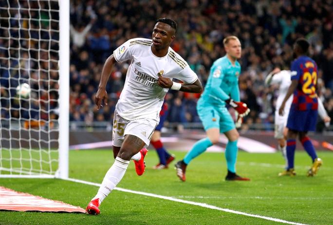 La Liga hoãn vô thời hạn, Barcelona và Real Madrid ngẩn ngơ - Ảnh 2.