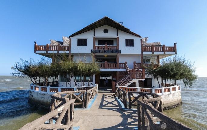 TP HCM: Tận mắt cảnh cách ly ở resort đầu tiên đón khách - Ảnh 1.