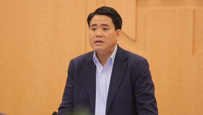 Chủ tịch TP Hà Nội: Người dân hạn chế đi phương tiện công cộng - Ảnh 1.