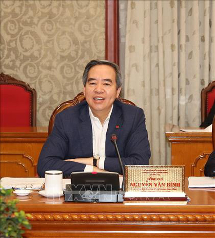 Tổng Bí thư, Chủ tịch nước chủ trì họp Bộ Chính trị về công tác phòng, chống dịch Covid-19 - Ảnh 8.