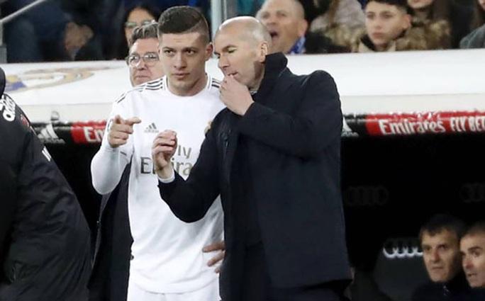 Sao Real Madrid  Luka Jovic sắp ngồi tù vì kháng lệnh quốc gia - Ảnh 1.