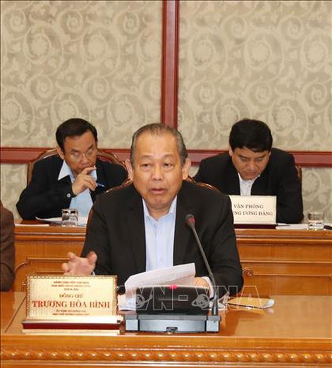 Tổng Bí thư, Chủ tịch nước chủ trì họp Bộ Chính trị về công tác phòng, chống dịch Covid-19 - Ảnh 7.