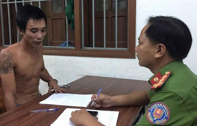 Hai công an phường ở Đà Nẵng bị tấn công khi làm nhiệm vụ - Ảnh 2.