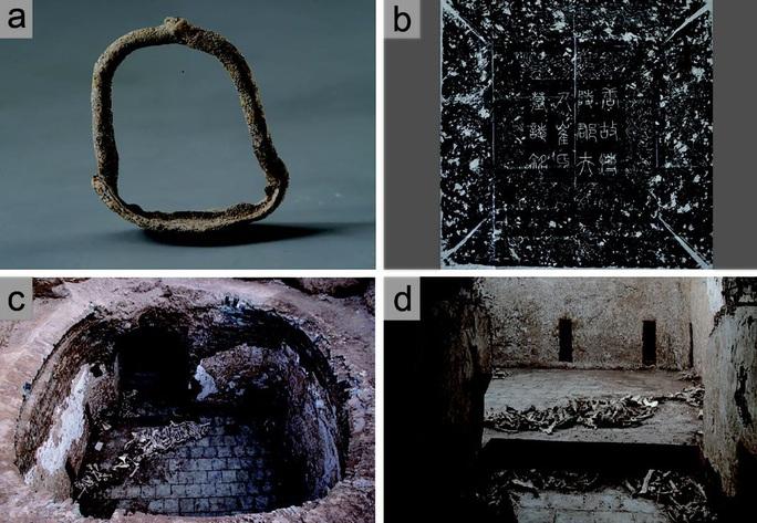 Bí ẩn mộ cổ ngàn năm của người đàn bà chết giữa đàn lừa - Ảnh 1.