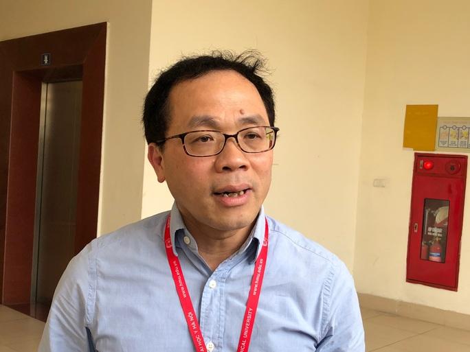 Không nghỉ học, ĐH Y Hà Nội đưa gần 130 sinh viên đi chống dịch Covid-19 - Ảnh 1.