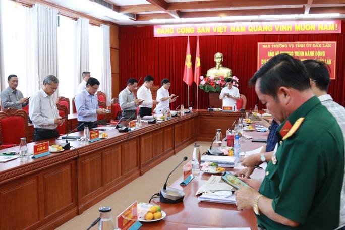 Đắk Lắk công bố kết quả tuyển chọn chức danh Bí thư Huyện ủy - Ảnh 3.