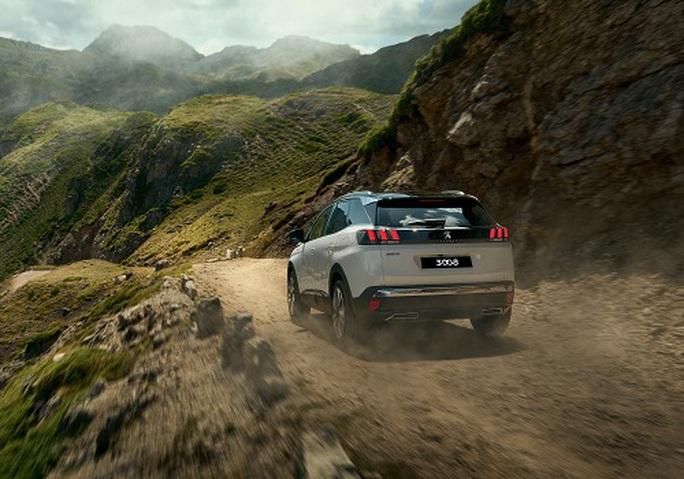 Bộ đôi SUV Peugeot 3008 và 5008 có thêm phiên bản mới - Ảnh 4.