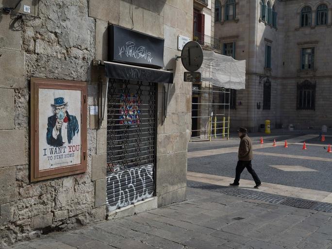 Covid-19: Số ca nhiễm tại Tây Ban Nha tăng vọt trong một ngày - Ảnh 5.