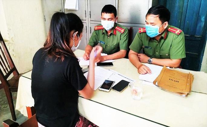 Cô giáo lên mạng quảng cáo thuốc kháng virus corona bị xử phạt - Ảnh 1.