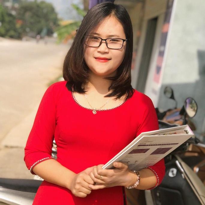 Cô giáo Hà Ánh Phượng - niềm tự hào Việt Nam - Ảnh 1.