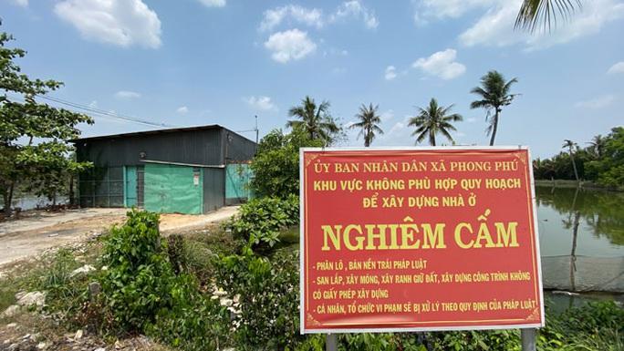 Sai phạm kéo dài trong KCN Phong Phú - Ảnh 1.