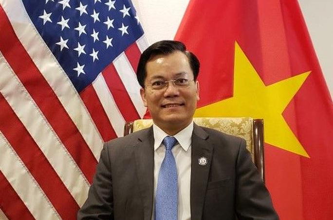 Đại sứ Hà Kim Ngọc: Mỹ cân nhắc nhập trang thiết bị y tế Việt Nam để chống dịch Covid-19 - Ảnh 1.