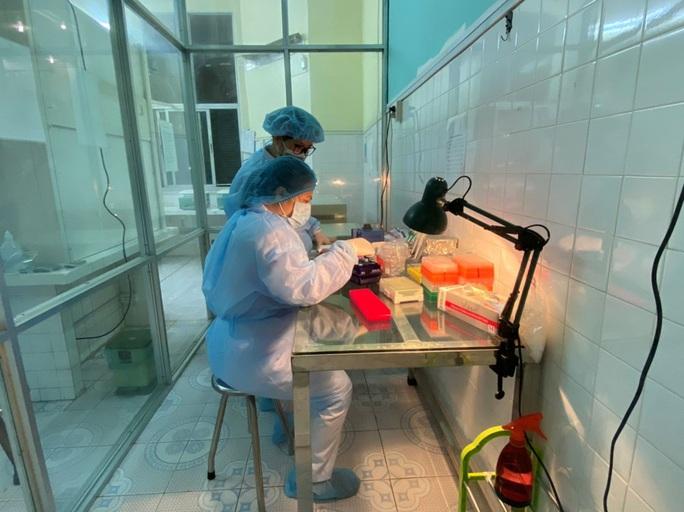 Hải Phòng đã xét nghiệm được virus gây bệnh Covid-19 - Ảnh 1.