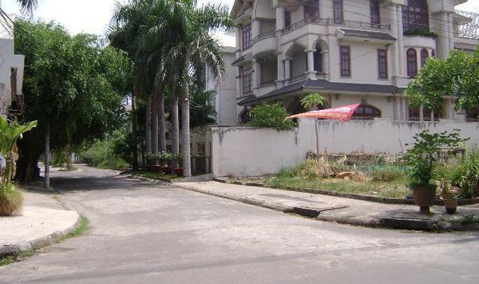 Nữ tài xế bị chích điện, cướp xe ở khu biệt thự vùng ven TP HCM - Ảnh 1.