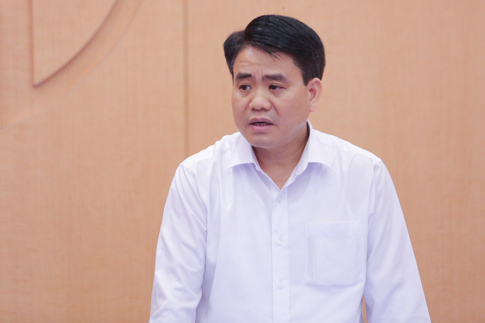 Chủ tịch Nguyễn Đức Chung: TP Hà Nội đang bước vào giai đoạn nguy hiểm - Ảnh 1.