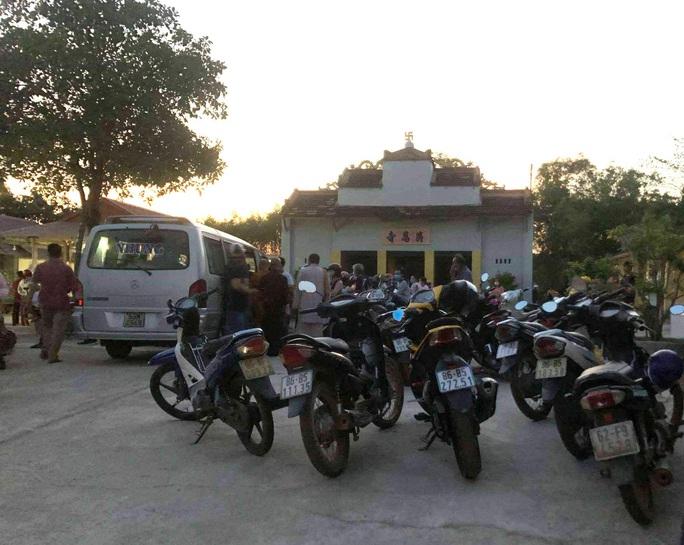 Án mạng kinh hoàng ở Bình Thuận, sư thầy và 1 phật tử đều tử vong - Ảnh 2.