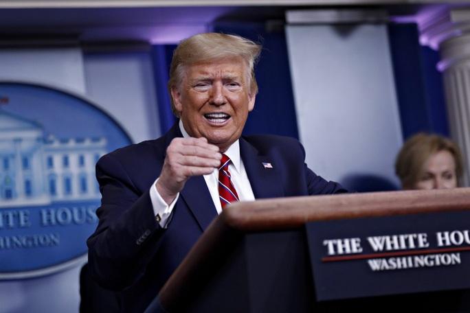 Covid-19: Tổng thống Trump tuyên bố thảm họa tại 3 bang - Ảnh 1.