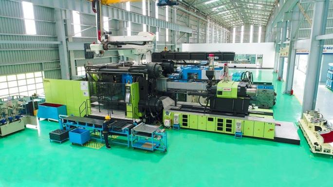 THACO tham gia chuỗi cung ứng linh kiện nhựa toàn cầu - Ảnh 2.