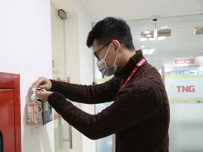 TNG Holdings Vietnam quyết liệt bảo vệ sức khỏe của 5.000 lao động trước dịch Covid-19 - Ảnh 4.