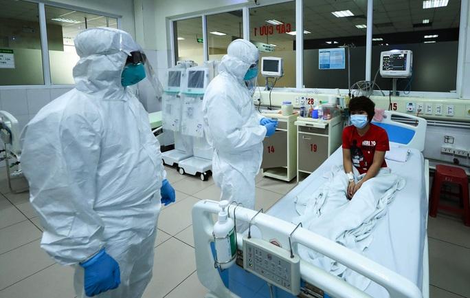 Thêm 11 ca mới, số bệnh nhân Covid-19 tăng lên 134 - Ảnh 2.