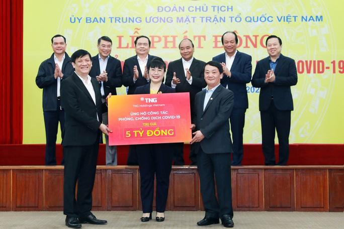 TNG Holdings Vietnam quyết liệt bảo vệ sức khỏe của 5.000 lao động trước dịch Covid-19 - Ảnh 1.
