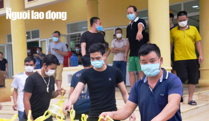 Quảng Bình cách ly 10 người tiếp xúc nữ bệnh nhân Covid-19 về từ Thái Lan - Ảnh 1.