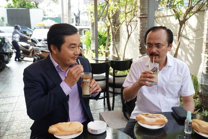 Bánh mì và cà phê - sự kết hợp hoàn hảo tạo nên phong vị riêng của Sài Gòn - Ảnh 3.