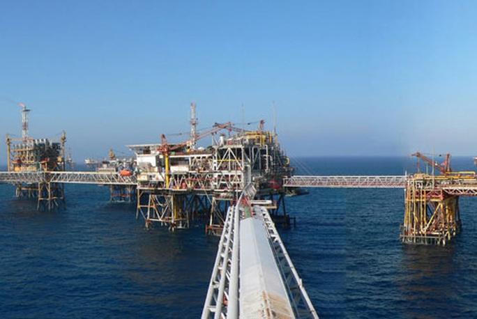 Ngành dầu khí ứng phó với giá dầu giảm - Ảnh 1.