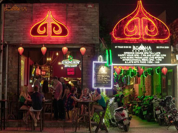 Đã xác minh được 126 người liên quan quán bar Buddha - Ảnh 1.