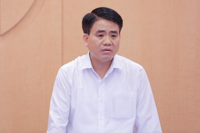 Chủ tịch Hà Nội: Có hơn 10 ca nghi mắc Covid-19 tại ổ dịch Bệnh viện Bạch Mai chờ công bố - Ảnh 2.