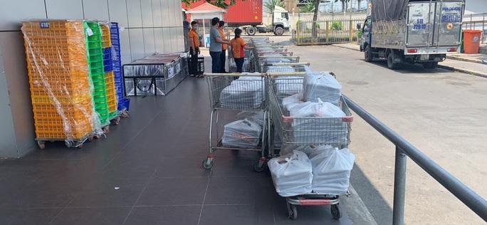 TP HCM lên kịch bản cung cấp thực phẩm khi 500 người nhiễm bệnh, 40.000 người phải cách ly - Ảnh 2.