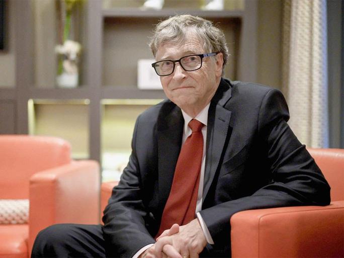 Lá thư của tỉ phú Bill Gates chia sẻ suy nghĩ về Covid-19 là giả mạo - Ảnh 1.