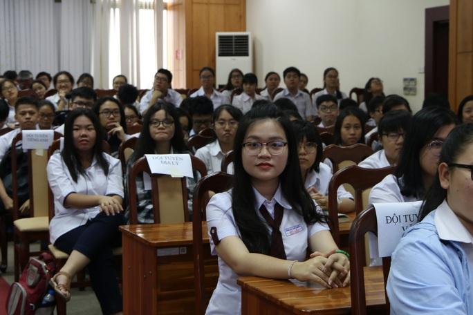 TP HCM: Tạm hoãn kỳ thi học sinh giỏi cấp TP - Ảnh 1.