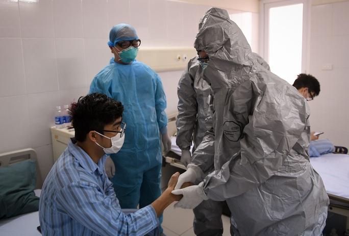 Tình hình sức khỏe 117 bệnh nhân Covid-19 đang được điều trị tại Việt Nam - Ảnh 1.