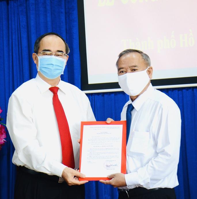 Thành ủy TP HCM điều động, bổ nhiệm 2 nhân sự lãnh đạo - Ảnh 2.