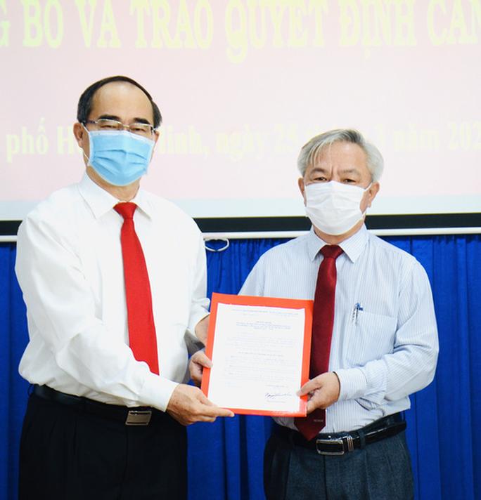 Thành ủy TP HCM điều động, bổ nhiệm 2 nhân sự lãnh đạo - Ảnh 1.