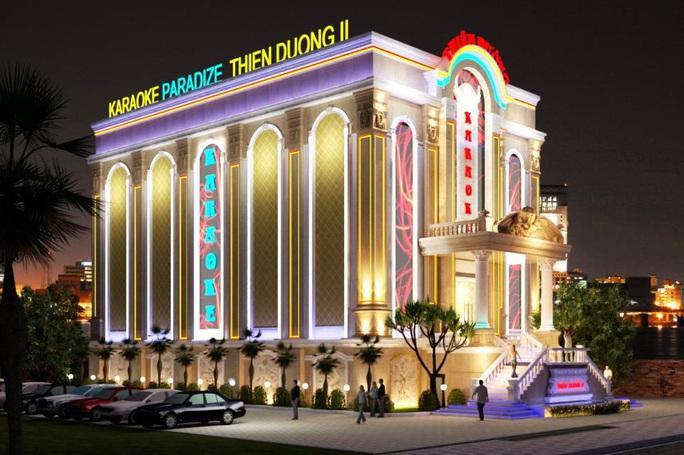 Khu kinh doanh dịch vụ giải trí Karaoke - masage Thiên Đường 2 ở TP Đồng Hới sẽ phải đóng cửa tạm thời để phòng chống Covid-19