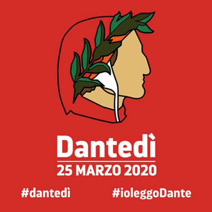 Nước Ý tổ chức Ngày Dante trong mùa dịch - Ảnh 1.